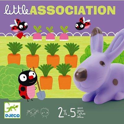 Djeco - Juego Little Association