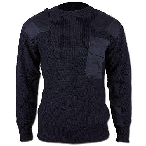 Mil-Tec BW Pullover d.blau Gr.56