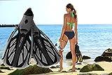 Aqua-Speed Flossen Inox Taucherflossen Schwimmflossen Schnorchelflossen
