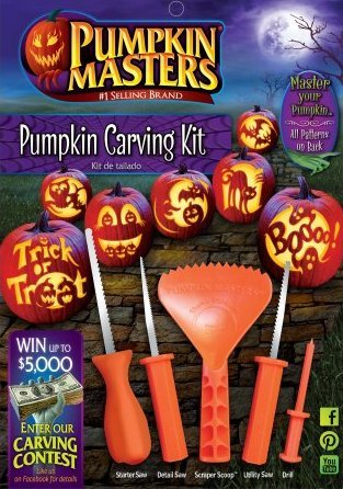Pumpkin Masters 102632 Pumpkin Carving Kit by Pumpkin Masters
