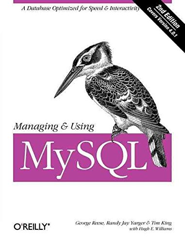 [(Managing & Using MySQL)] [By (author) Randy Jay Yarger ] published on (May, 2002) par Randy Jay Yarger