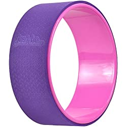 just be...® Rueda de Yoga - Rosa/Violeta