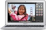 Apple MacBook Air 11in (Mid 2011) - Core i5 1.6GHz, 4GB RAM,128GB SSD (Renewed)