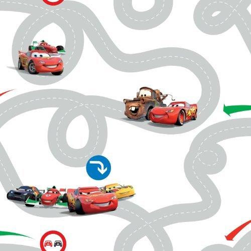 Wallpaper Disney Decofun 10m Racetrack Fundeco By Cars 7ybf6mYvIg