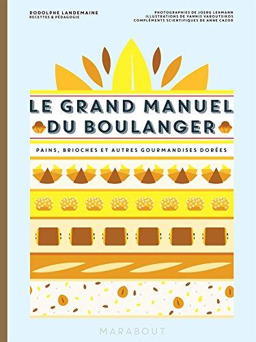 Le grand manuel du boulanger par Rodolphe LANDEMAINE