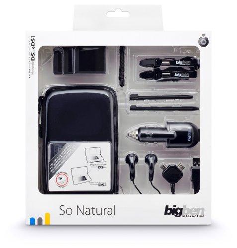 Nintendo DS Lite/DSi - Reise-Set Black