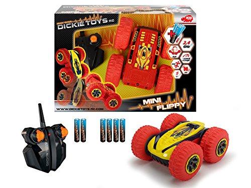 Preisvergleich Produktbild Dickie-Spielzeug 201119020 - RC Mini Flippy, RTR, Ferngesteuerte Fahrzeuge