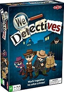 Juegos Táctica Nosotros Detectives