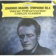 Brahms: Symphonie No.4 [Vinyl LP] [Schallplatte]