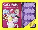 Cakepops. Deliziosi bocconcini di torta. Con gadget