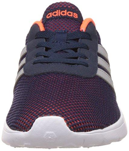 Multicores Clara Onix Solar Laranja laranja Solar Sneakers Homens Neo Adidas Lite Piloto 48XCxqw