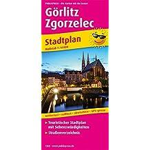 Görlitz Stadtplan: Touristischer Stadtplan mit Sehenswürdigkeiten und Straßenverzeichnis. 1:16000 (Stadtplan / SP)