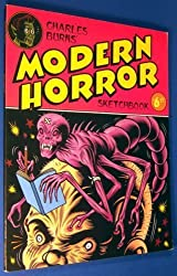 Charles Burns: Modern Horror Sketch Book by Charles Burns (1994-03-02)