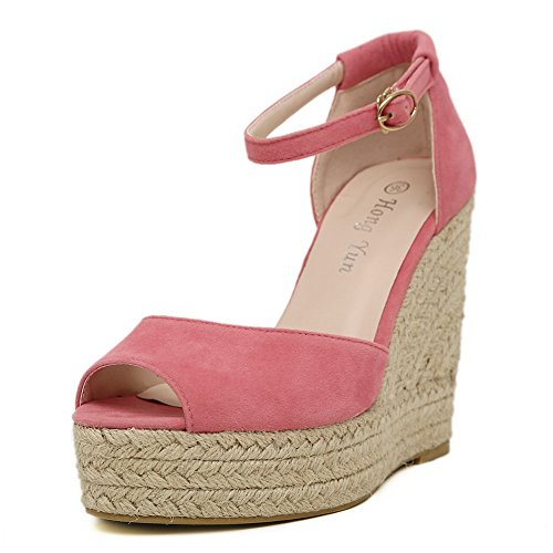 Adee , Sandales pour femme Rose
