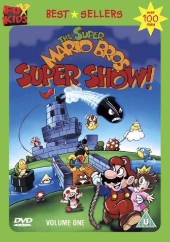 The Super Mario Bros Super Show - Volume One [DVD] by Lou Albano