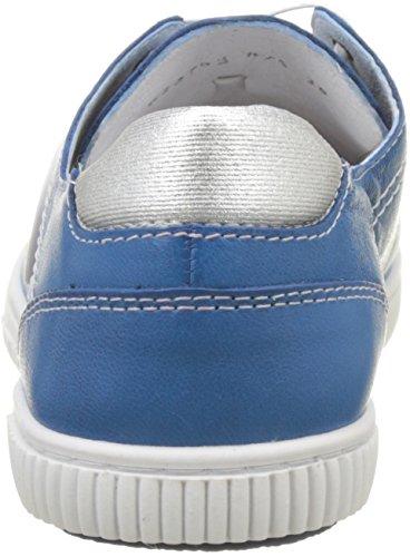 Pataugas Baher, Baskets Basses Femme Bleu (Cobalt)