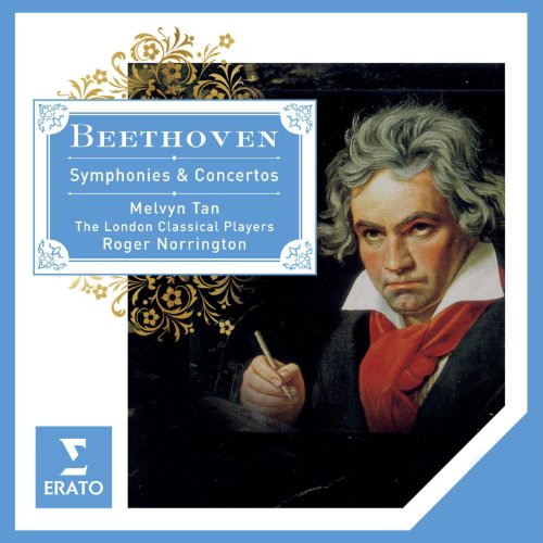 Beethoven: Symphonies & Concertos.