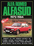Alfa Romeo Alfasud 1972-1984 (Brooklands Books Road Tests Series): Road and Comparison Tests, Model Introductions, History and Buying Guide Articles. ... 1.5 Sprint Veloce, Ti and Super, Series III