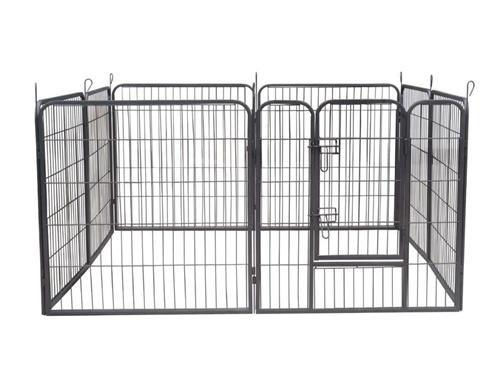 Welpenfreigehege YOUNG DOGS Größe XL der Marke MYPETS Laufgitter Welpenauslauf Freigehege