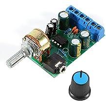 DC1.8-12V TDA2822M Amplificador 2 Canales Estéreo Módulo de Amplificador ...