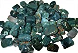 #7: Jet Wow Bloodstone Tumbled Stone 100 grams 1 Free 40 Page Booklet on Jet International Crystal Therapy