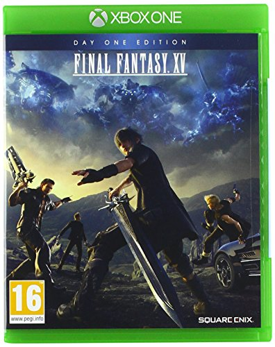 Final Fantasy XV: Day One Edition - Xbox One - [Edizione: Regno Unito]