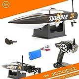 Acme–zoopa Thunder | # 01Speed Bateau | avec télécommande 2,4GHz | Ready To Race (za0100)