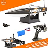 ACME - zoopa Thunder | #01 Speedboot | inkl. 2,4Ghz Fernsteuerung | Ready to Race (ZA0100)