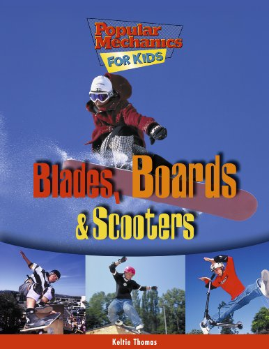 Blades, boards, and scooters