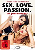 Sex. Love. Passion [3 DVDs]