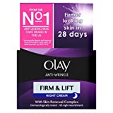 Best Olay Anti Wrinkle Night Creams - Olay Anti-Wrinkle Firm & Lift Moisturiser Night Cream Review