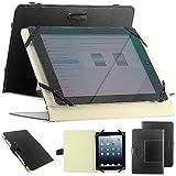 """ebestStar - pour tablette PC 9"""" 10"""" 10,1"""" 10.2"""" (23,5cm < longueur < 27,5cm et 14,0cm < largeur < 18,2cm) Housse universelle, étui support d'inclinaison Couleur NOIR. Ex compatible : Galaxy Tab A, Tab A 2016, Tab E, Tab S S2 / iPad 2 3 4 Air / Lenovo TAB2 A10 / Archos 101D Neon, 101B Oxygen, ARNOVA G4, G3, G2 / Acer ICONIA A3, One 10 / Asus Zenpad 3S 10 Z500M, 10 Z300C, Memo Pad 10 ME103K ME102A / Epad Apad, Blackberry Player Book, HTC Flyer, Motorola XOOM, Logicom, Artizlee ATL-21 ..."""