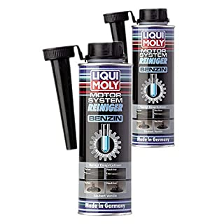 Liqui Moly 5129 Motor System Reiniger Benzin, 2 x 300 ml
