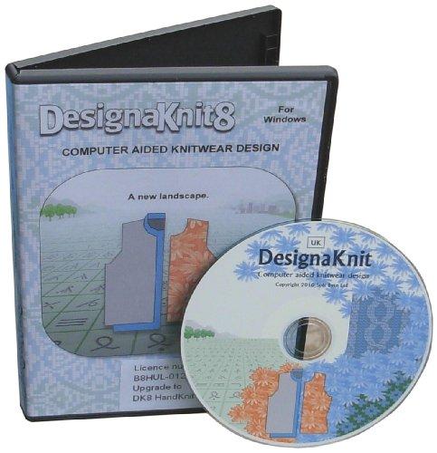 Silver Viscount Reed Designaknit Software