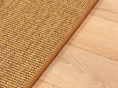 Astra Sisal Teppich Acapulco - Kork - Gekettelt von Steffensmeier - Die Welt der Teppiche