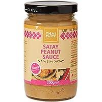 Thai Taste Nam Jim Satay Peanut Sauce, 200 g