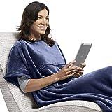 Travel Rest de 4en 1manta & almohada de viaje microfibra · innovador, patentado & gemütlich · Viaje Manta y para el viaje