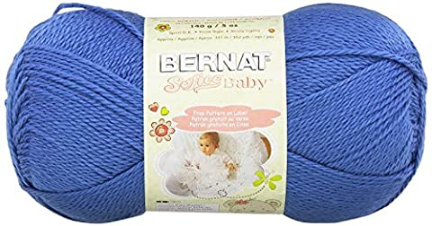 Bernat, Acryl, weich, Baby-Heilix Blechle, blaue Jeans