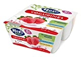 Hero Baby Yogurines Fresa - Paquete de 4 x 100 gr - Total: 400 gr