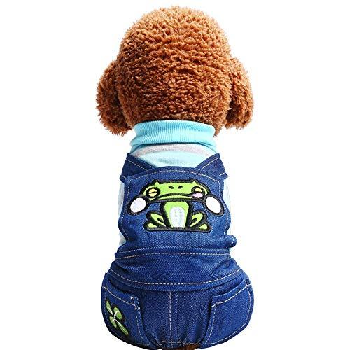 YOUZHILAN Winter-Lätzchen für kleine Hunde und Paare, süßes Haustier