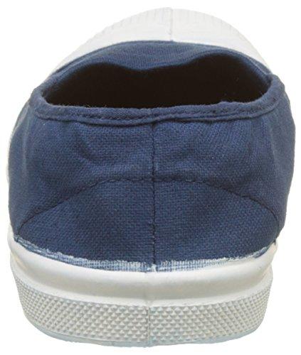 Bensimon Tennis Elastique, Sneaker Donna Blu (Bleu)