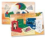 Folia 10020 - Grusskarten-Set, 890 Teile