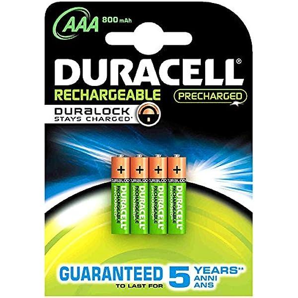 Duracell Akku Active Charge Micro Aaa 1 2v 800mah Im Elektronik