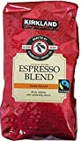 Kirkland Signature Espresso Blend Roasted By Starbucks Coffee Co. 907g Pack