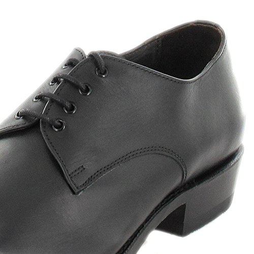 Sendra Boots530 - Stringata classica Uomo Nero