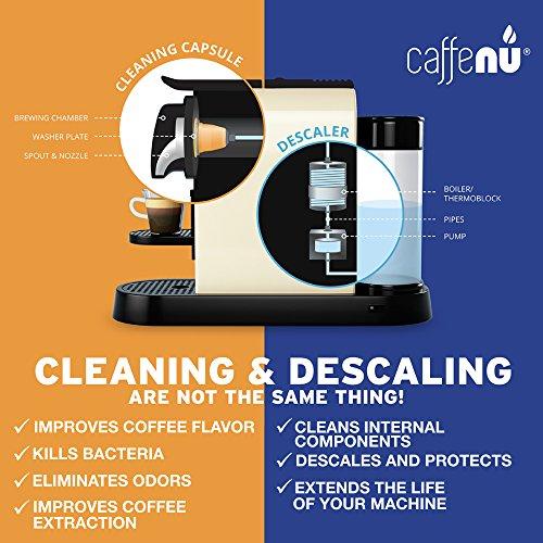 Caffenu® Reinigungskapseln - 2