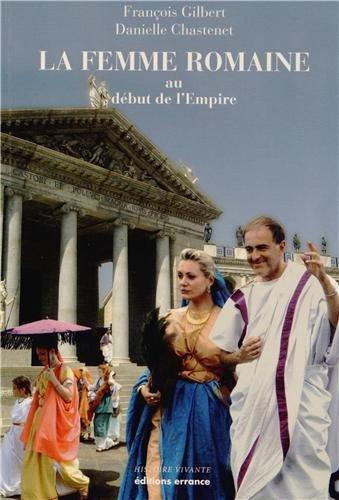 La femme romaine au début de l'Empire