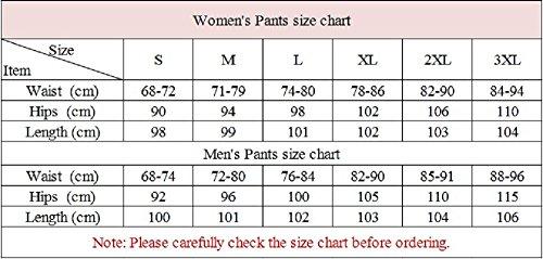 YiLianDa Impermeabile Pantaloni Sportivi Esterni Antivento Pantaloni da Arrampicata Soft Shell Traspirante Nero(Uomo)