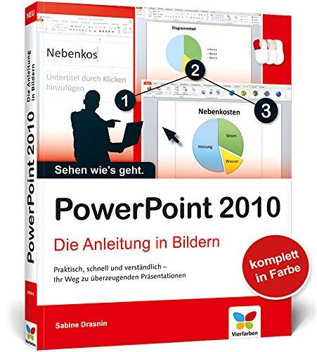 PowerPoint 2010: Die Anleitung in Bildern