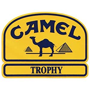Camel Trophy Logo Autocollant / Sticker